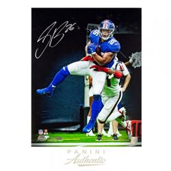 Saquon Barkley Signed New York Giants 16x20 Limited Edition Photo (Panini COA)