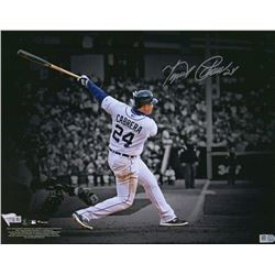 Miguel Cabrera Signed Detroit Tigers 11x14 Photo (Fanatics Hologram)