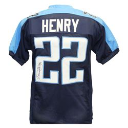 Derrick Henry Signed Jersey (Sports Collectibles Hologram)