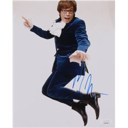 "Mike Myers Signed ""Austin Powers: International Man of Mystery"" 8x10 Photo (JSA COA)"