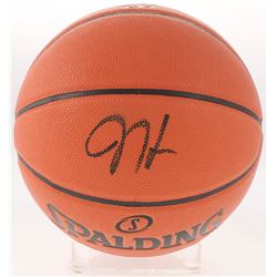 James Harden Signed NBA Basketball (Beckett COA)