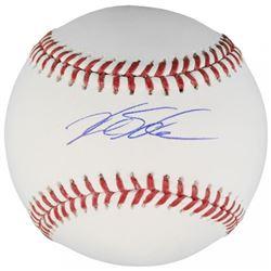 Kyle Schwarber Signed OML Baseball (PSA Hologram)