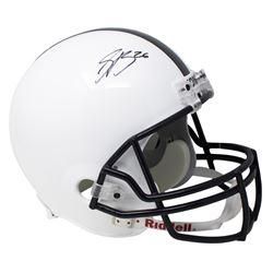 Saquon Barkley Signed Riddell Penn State Nittany Lions Full-Size Helmet (JSA COA)