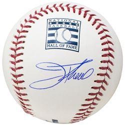 Jim Thome Signed OML Hall of Fame Logo Baseball (Beckett COA)