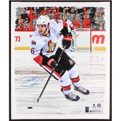 Bobby Ryan Signed Ottawa Senators 22x26 Photo on Canvas (Steiner COA)