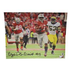 Ezekiel Elliott Signed Ohio State Buckeyes 16x20 Photo (Elliot Hologram)