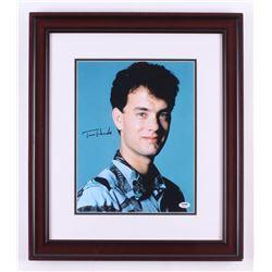 "Tom Hanks Signed ""Big"" 19x22 Custom Framed Photo Display (PSA COA)"
