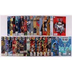 "Lot of (33) 1993-2007 ""Batman: Legends of the Dark Knight"" #113-#214 DC Comic Books"