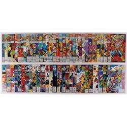 "Lot of (60) 1991-2002 ""X-Factor"" #1-#128 Marvel Comic Books"