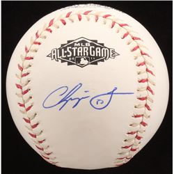 Chipper Jones Signed 2011 All-Star Game Baseball (JSA Hologram)