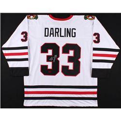 Scott Darling Signed Jersey (Darling COA)