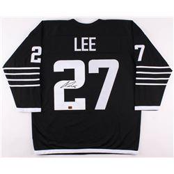 Anders Lee Signed Jersey (Lee COA)