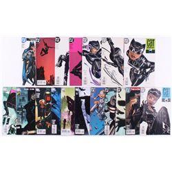 "Lot of (18) 2002-07 ""Catwomen"" #1-#64 DC Comic Books"