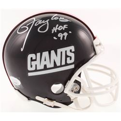 "Lawrence Taylor Signed New York Giants Throwback Mini-Helmet Inscribed ""HOF '99"" (JSA COA)"