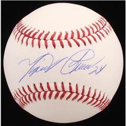 Miguel Cabrera Signed OML Baseball (JSA COA)