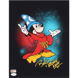 """Bret Iwan Signed Mickey Mouse 11x14 Photo Inscribed """"Mickey Mouse"""" (JSA COA)"""