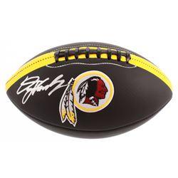 Dwayne Haskins Signed Washington Redskins Logo Football (JSA COA)