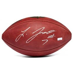 Leonard Fournette Signed NFL Football (Panini COA)
