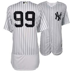 Aaron Judge Signed New York Yankees Jersey (Fanatics Hologram)