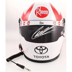 Christopher Bell Signed 2019 NASCAR Rheem Full-Size Helmet (PA COA)