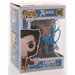"Hugh Jackman Signed ""X-Men"" #185 Marvel Funko Pop Figure (PSA COA)"