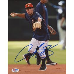 Alex Bregman Signed Houston Astros 8x10 Photo (PSA COA)