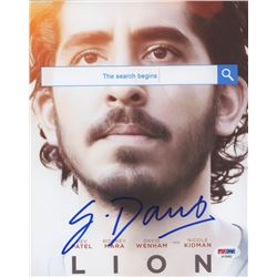 "Garth Davis Signed ""Lion"" 8x10 Photo (PSA COA)"