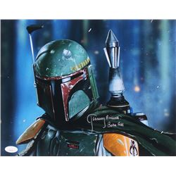 "Jeremy Bulloch Signed ""Star Wars"" 11x14 Photo Inscribed ""Boba Fett"" (JSA COA)"