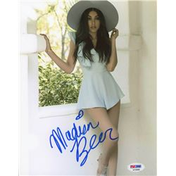 Madison Beer Signed 8x10 Photo (PSA COA)