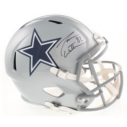 Jason Witten Signed Dallas Cowboys Full-Size Speed Helmet (Beckett COA  Witten Hologram)