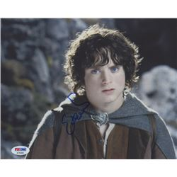 """Elijah Wood Signed """"The Lord of the Rings"""" 8x10 Photo (PSA COA)"""