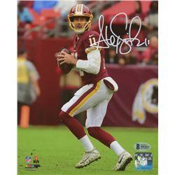 Alex Smith Signed Washington Redskins 8x10 Photo (Beckett COA)