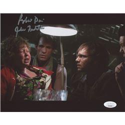 "Robert Davi Signed ""The Goonies"" 8x10 Photo Inscribed ""Jake Fratelli"" (JSA COA)"