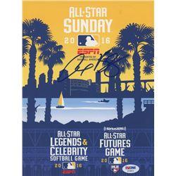 Alex Bregman Signed 2016 All-Star Sunday Futures Game Program (JSA COA)
