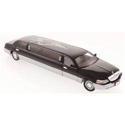 Ric Flair Signed 1:28 Scale Die-Cast Lincoln Limousine (Schwartz COA)