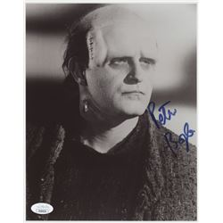 "Peter Boyle Signed ""Young Frankenstein"" 8x10 Photo (JSA COA)"