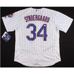 Noah Syndergaard Signed New York Mets Jersey (JSA COA)