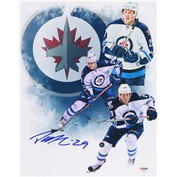Patrik Laine Signed Winnipeg Jets 11x14 Photo (PSA COA)