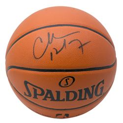Charles Barkley Signed Official NBA Game Ball Series Basketball (Beckett COA)
