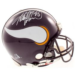 Adrian Peterson Signed Minnesota Vikings Full-Size Authentic On-Field Helmet (JSA Hologram)