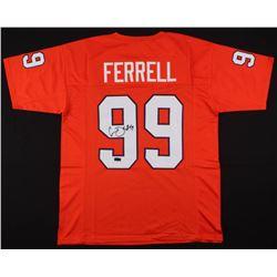 Clelin Ferrell Signed Jersey (Radtke COA)