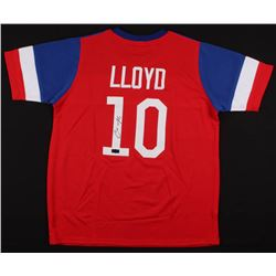 Carli Lloyd Signed Jersey (Radtke COA)