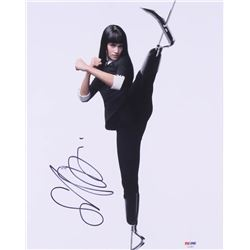 "Sofia Boutella Signed ""Kingsman: The Secret Service"" 11x14 Photo (PSA COA)"