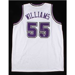 "Jason Williams Signed ""White Chocolate"" Sacramento Kings Jersey (Beckett COA)"