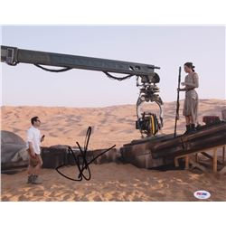"J.J. Abrams Signed ""Star Wars: The Force Awakens"" 11x14 Photo (PSA COA)"
