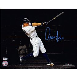 Aaron Judge Signed New York Yankees 11x14 Photo (Fanatics Hologram  MLB Hologram)