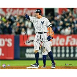 Aaron Judge Signed New York Yankees 16x20 Photo (Fanatics Hologram  MLB Hologram)