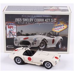 Elvis - Spinout Movie - 1965 Shelby Cobra 427 S/C 1:24 Premium Diecast Car