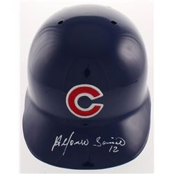 Alfonso Soriano Signed Chicago Cubs Full-Size Batting Helmet (Radtke COA)