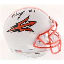 N'Keal Harry Signed Arizona State Sun Devils Mini-Helmet (Radtke COA)